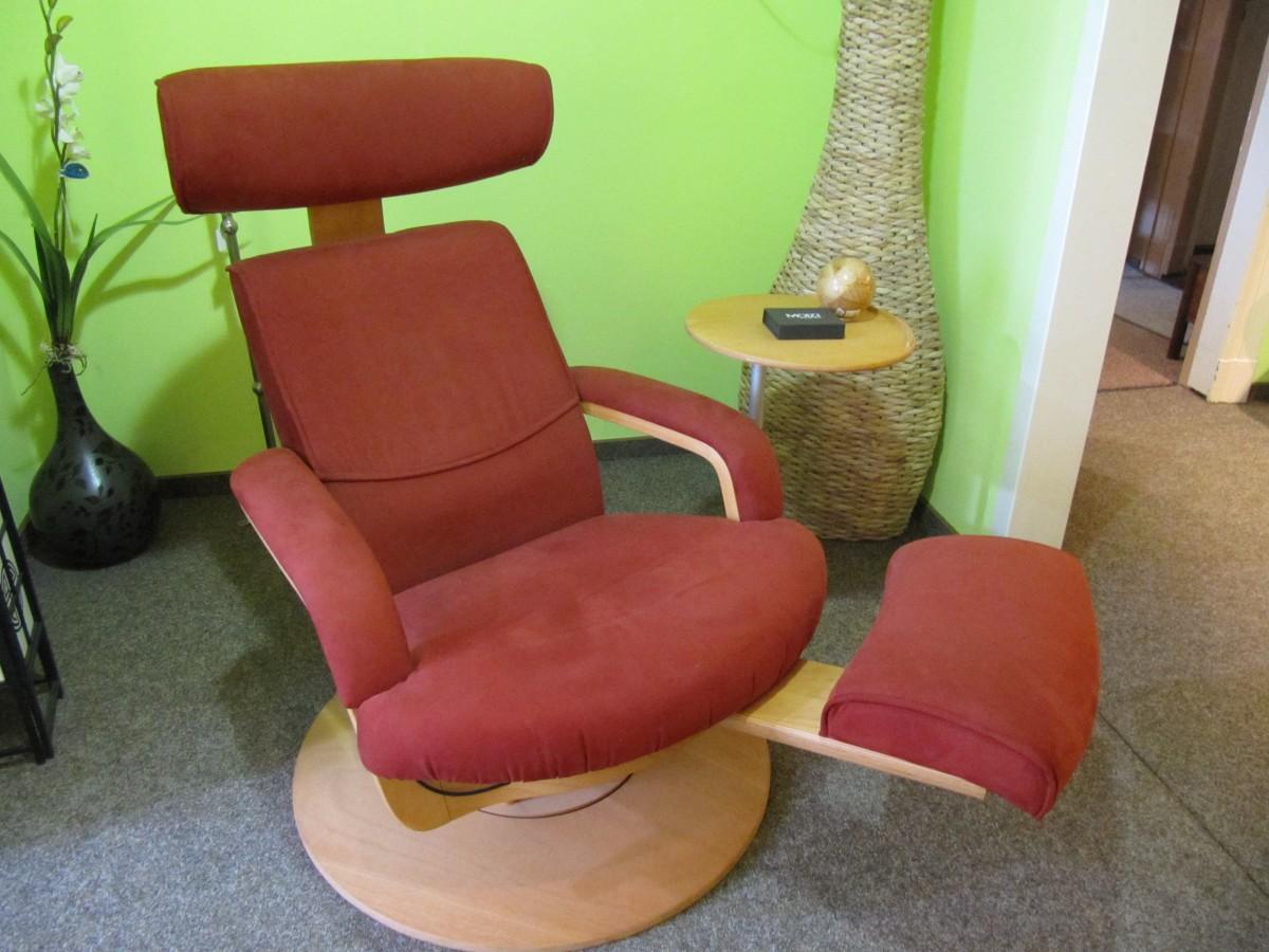 Wunderschön Sessel Mit Fußstütze Referenz Von Relax-sessel Von Moizi, Modell Moizi 9, Gestell